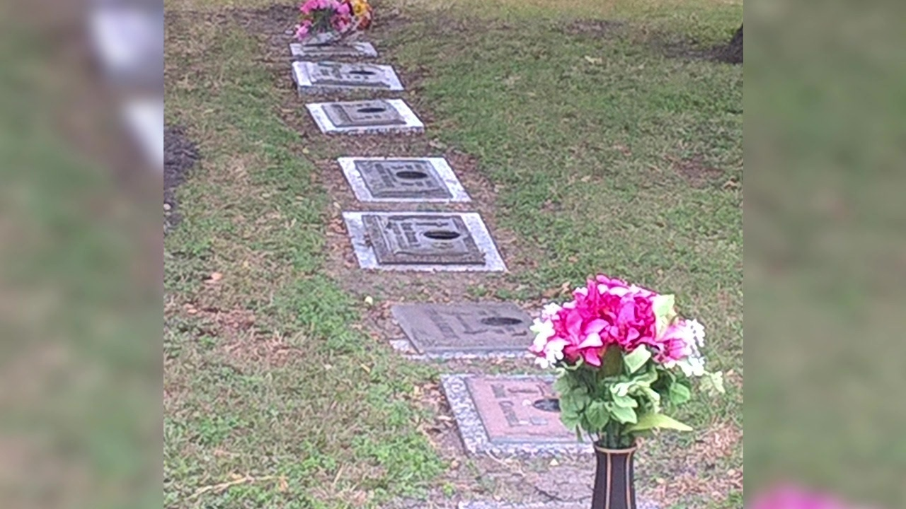 Thieves steal bronze vases from east side cemetery reviewsmspy