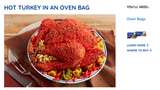Is the Flamin' Hot Cheetos Thanksgiving turkey the new holiday trend?
