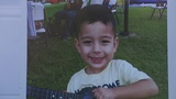 Family of slain boy, 3, finds support among community