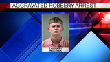 Man, 20, arrested for role in home invasion, police say