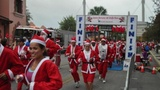 Santa run to help fund cancer research