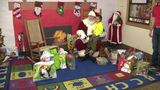 Santa, Mrs. Claus pay visit to day care mourning Sutherland Springs victims