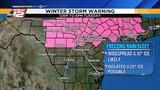 KSAT Weather: Winter storm warning in effect for San Antonio