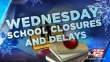 Some schools announce regular start times, others will be delayed or canceled