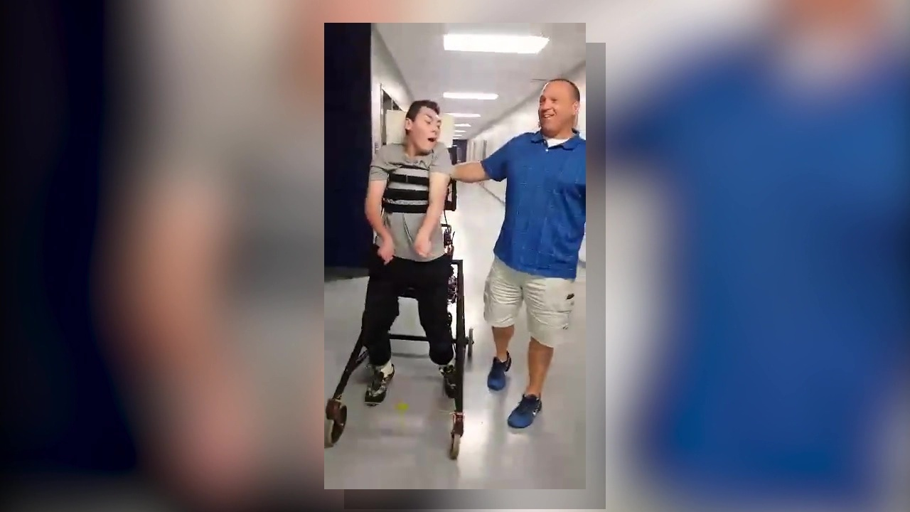 Disabled Teen Family Fighting For Right To Use Device To