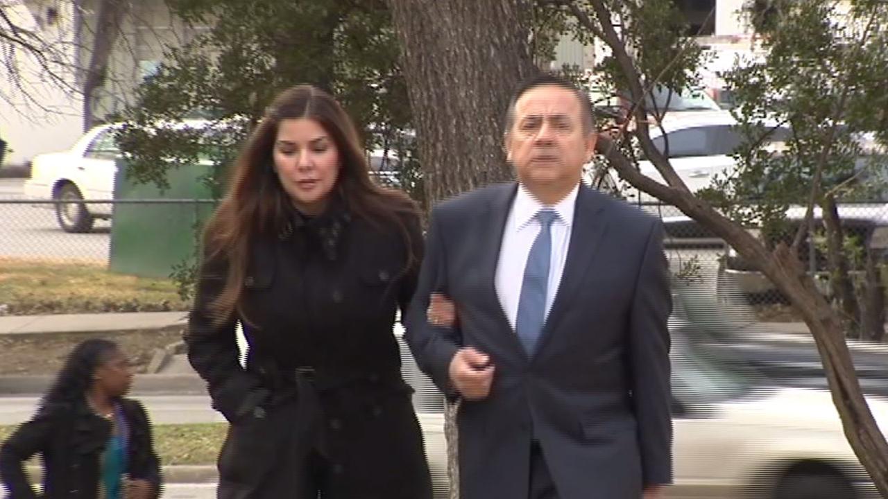 Jury seated in Uresti fraud case