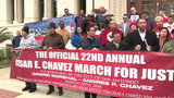 Plans unveiled for Cesar Chavez March in SA