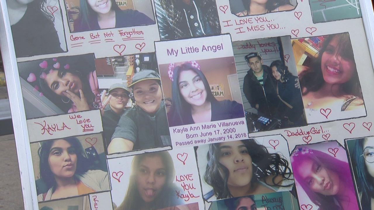 Family seeks help, comfort after 17-year-old loved one killed in crash