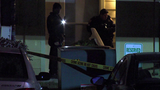 Homeless man armed with knife shot after kicking in door to apartment, SAPD says
