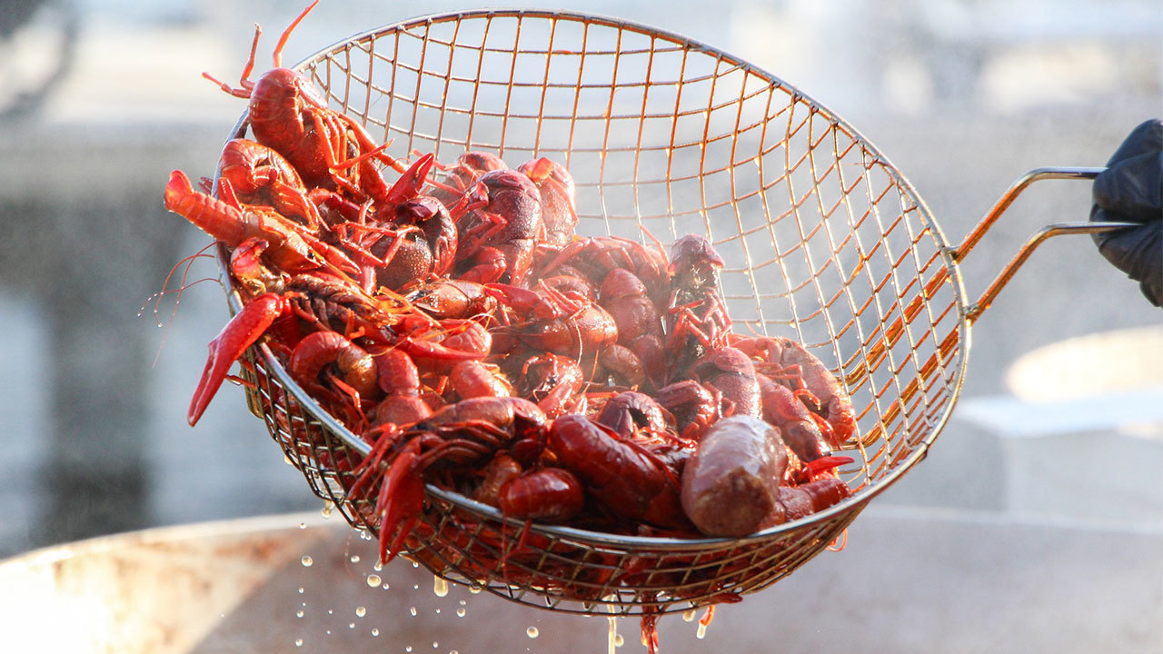 crawfish season is coming  8 best places for crawfish in sa