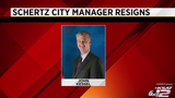 Schertz City Council accepts city manager's resignation