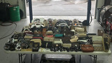 Deputies arrest Houston-bound driver carrying more than 200 counterfeit items