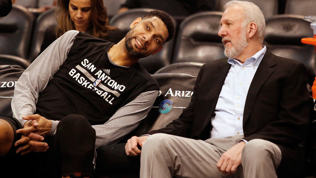 Tim Duncan named San Antonio Spurs assistant coach