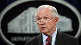 Sessions questioned in Russia probe, Trump may be up soon