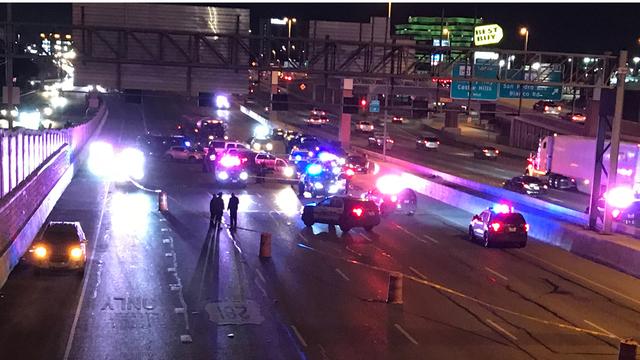 Image result for 1 dead, 1 officer injured in officer-involved shooting on North Side