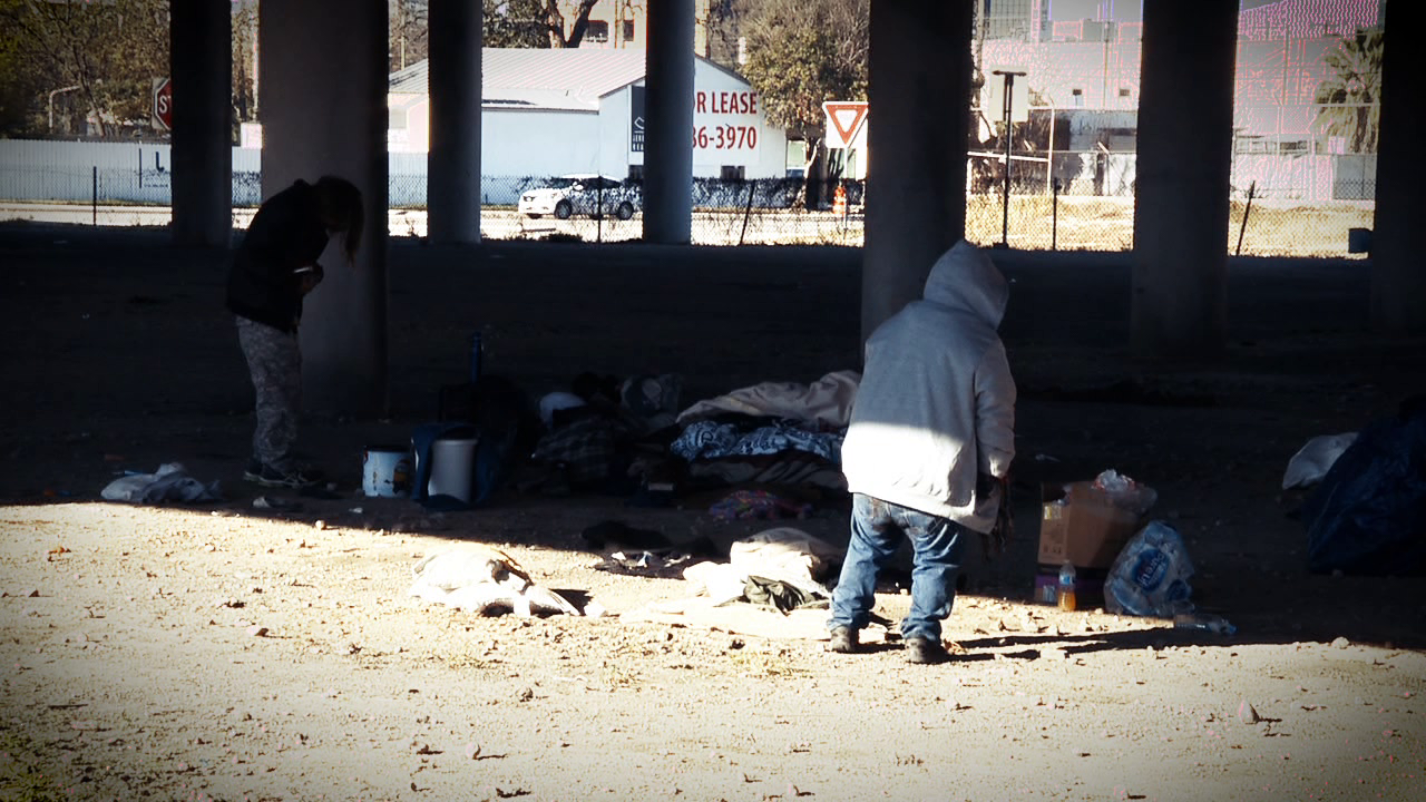 Group Counts Local Homeless Population