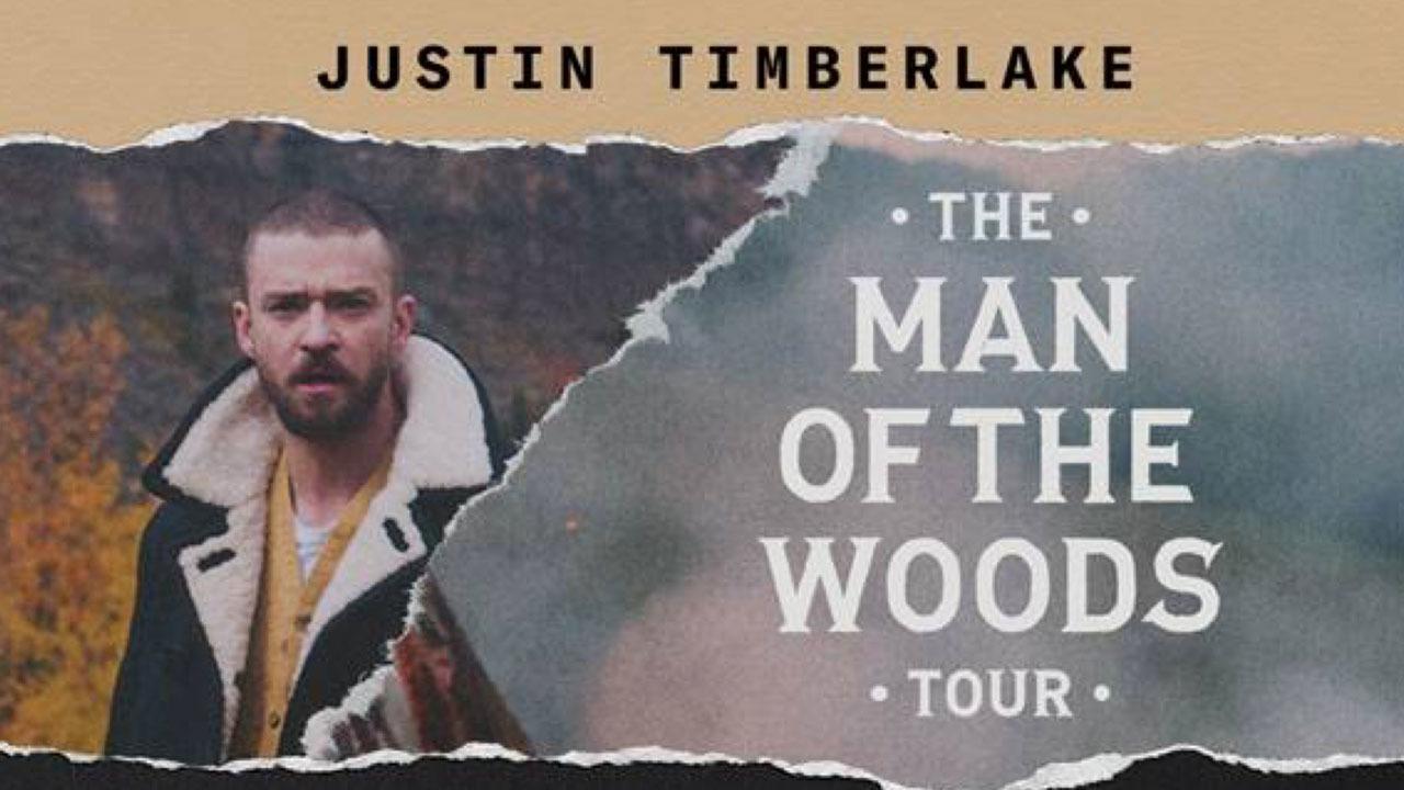 Justin Timberlake Bringing Sexy Back To San Antonio