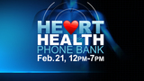 KSAT COMMUNITY partners hold Heart Health Phone Bank
