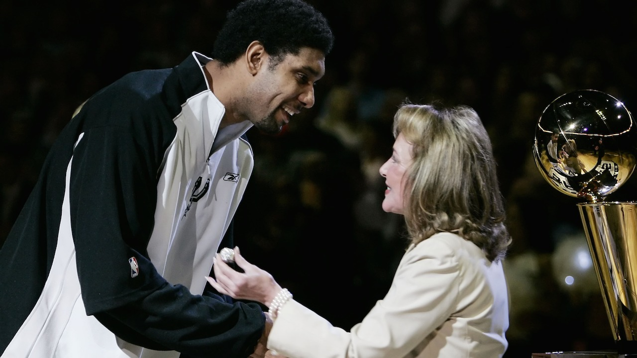 The Franchise Is Safe Chairwoman Of San Antonio Spurs