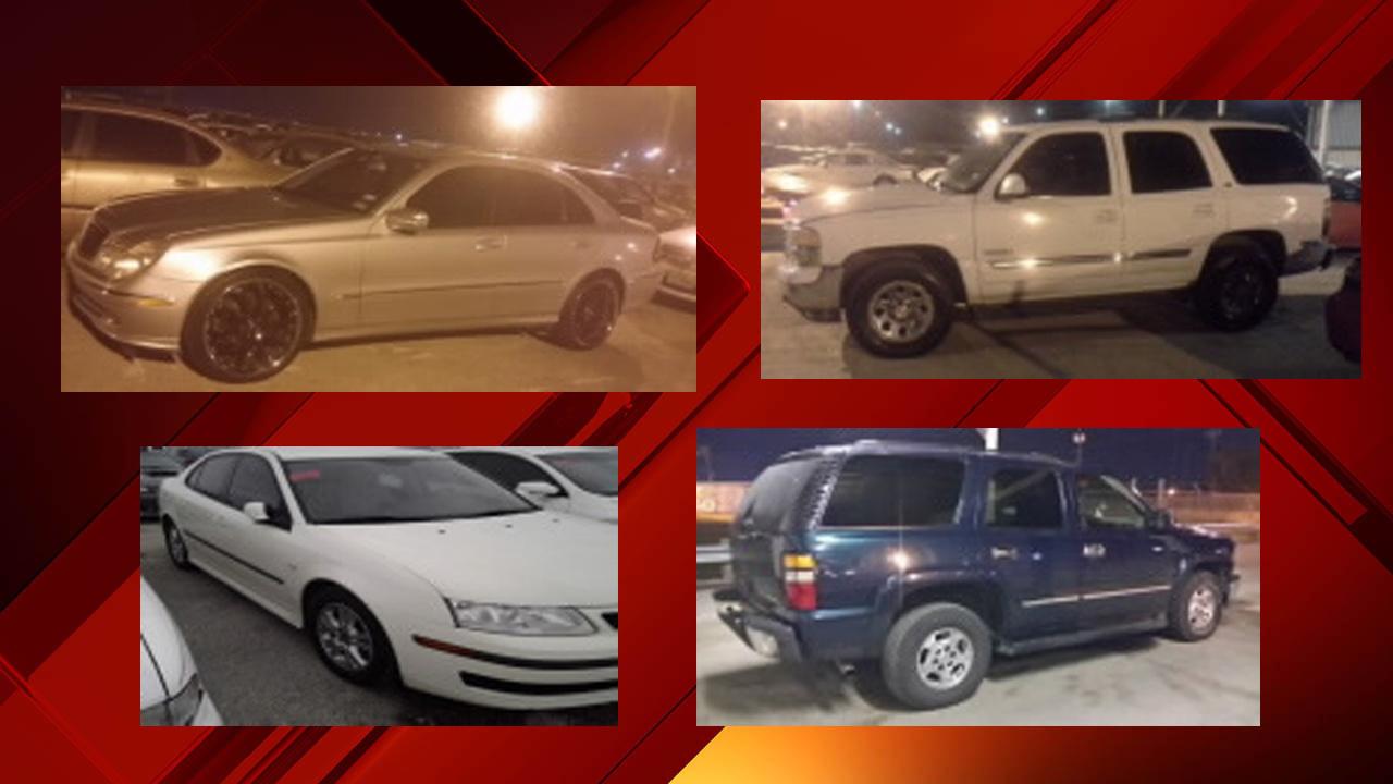 Mercedes-Benz? Trucks? SAPD holding vehicle auction for public