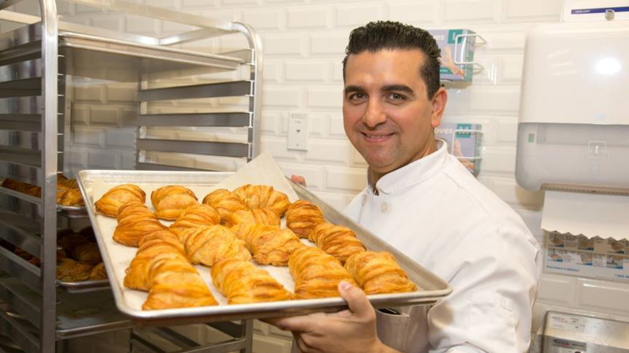 Cake Boss Shop Locations