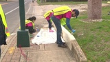 Volunteers clean up San Antonio streets in citywide Community Service Day