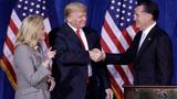 Trump endorses Romney's Senate bid _ and Romney accepts