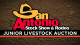 WATCH: San Antonio Stock Show & Rodeo - Junior ​Livestock Auction