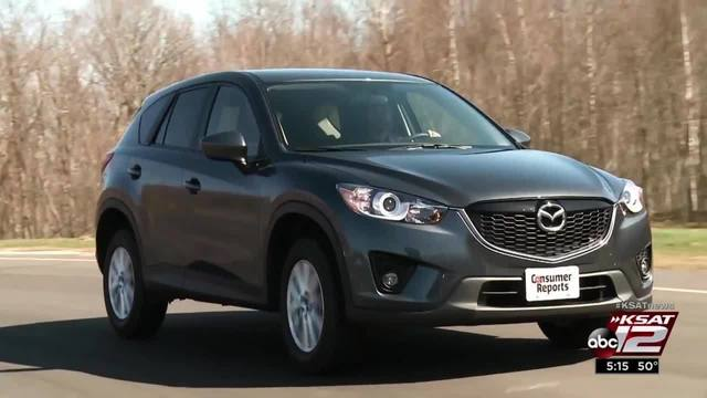 Video Thumbnail For Video: Looking For A New Vehicle? Consumer Reports  Releases 2018 Top