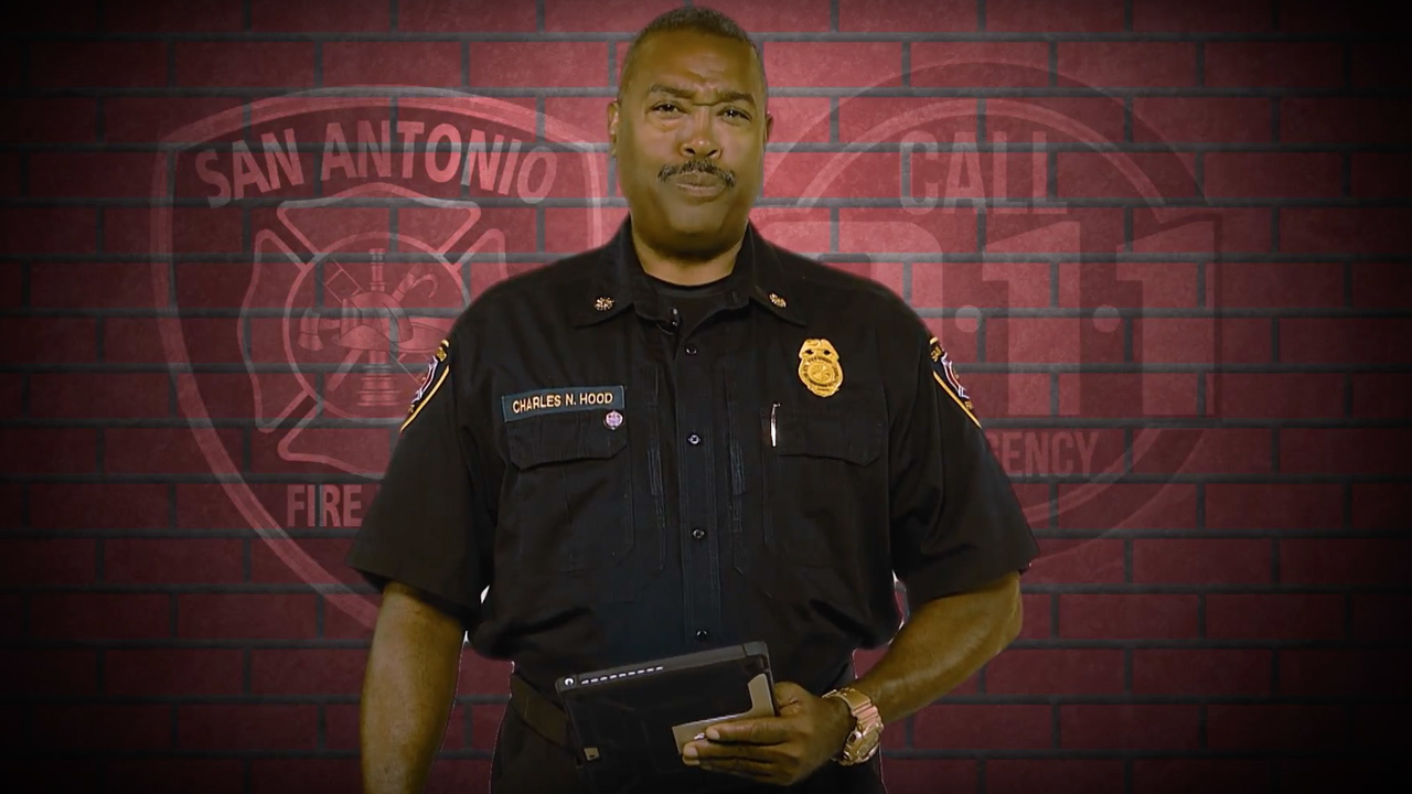 SAFD Chief Hood pokes fun at unbelievable 911 calls made by...