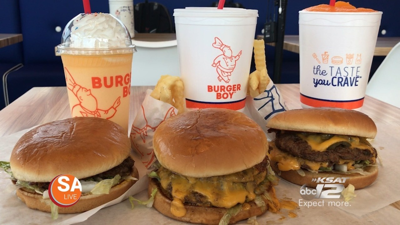 New Burger Boy Location Now Open In San Antonio