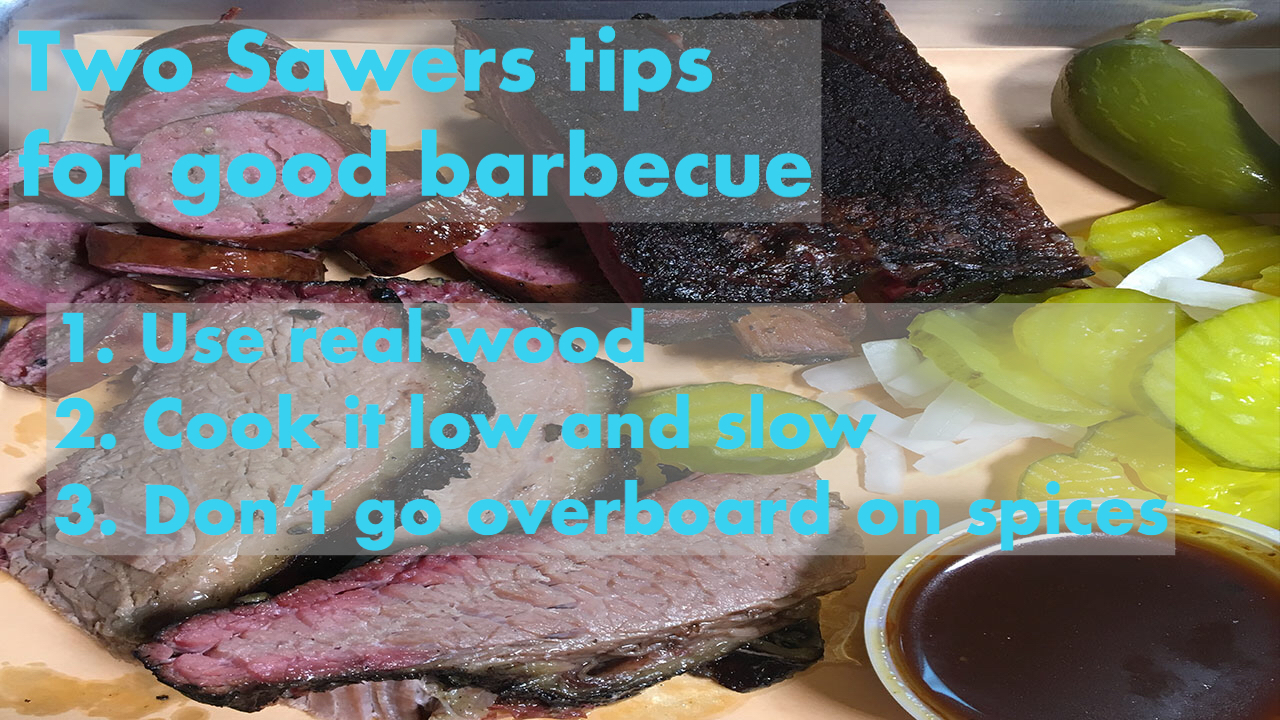 Barbecue enthusiasts will want to drive to Floresville to try...