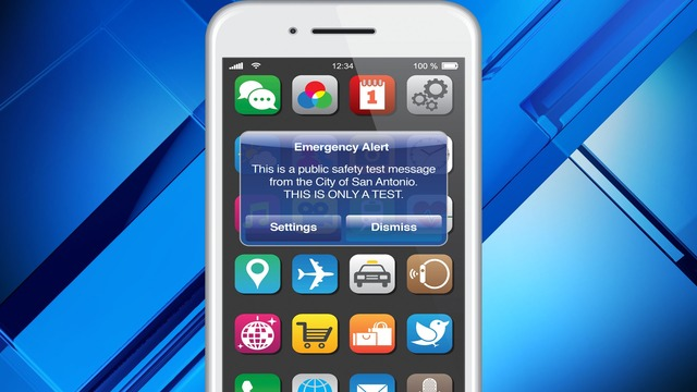 City to test wireless emergency alert system on Monday