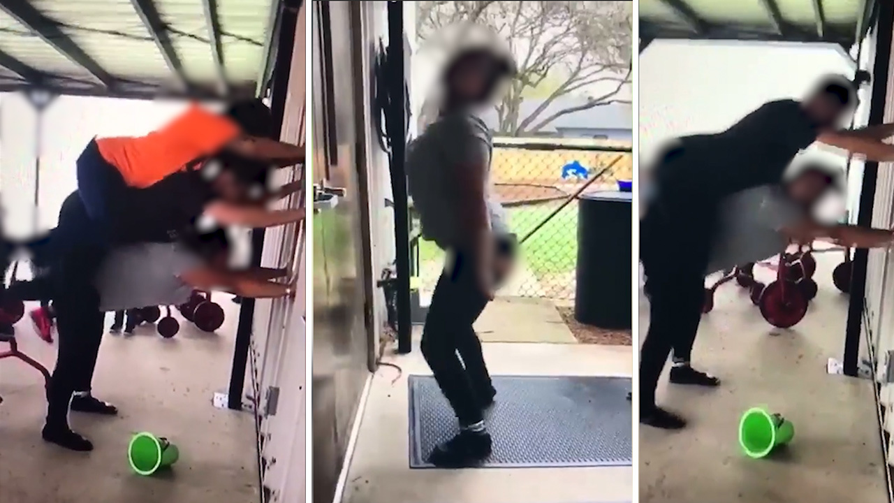 Day Care Workers Fired After Videos Surface Of Them