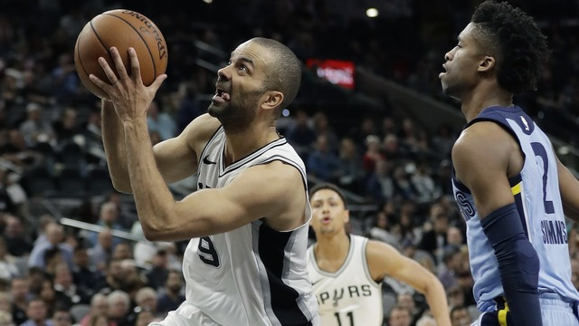 Spurs great Tony Parker retiring after 18 seasons in NBA