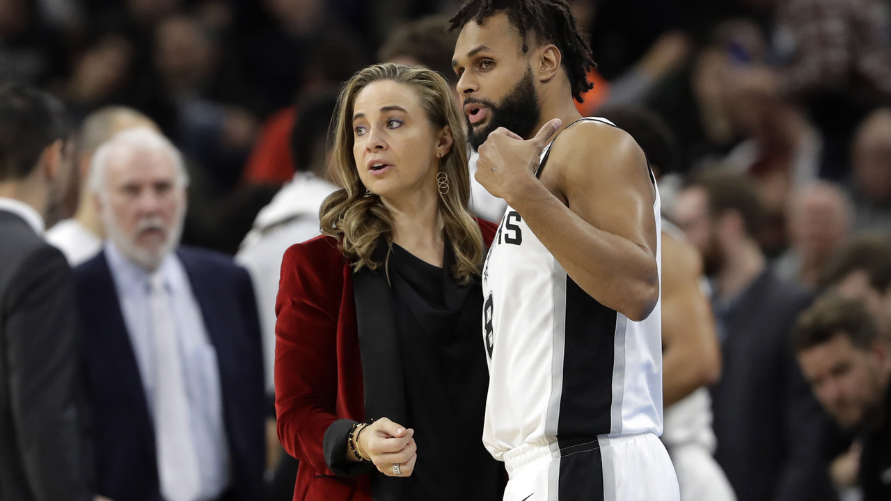 Report: Spurs' Becky Hammon Top Candidate For Colorado ...