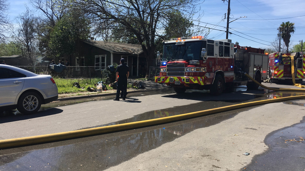 Man Accidentally Starts Fire While Mowing Lawn At Southwest