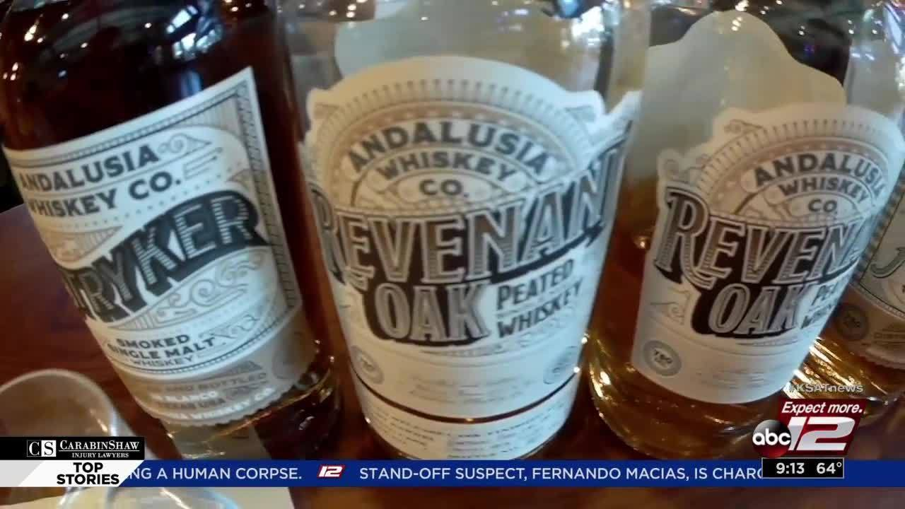 Whiskey business continues to grow in Texas