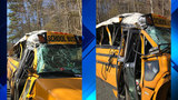 WSLS: Elementary school students evacuate bus after crash