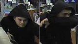 Suspect wields handgun, props door open during Valero robbery, police say