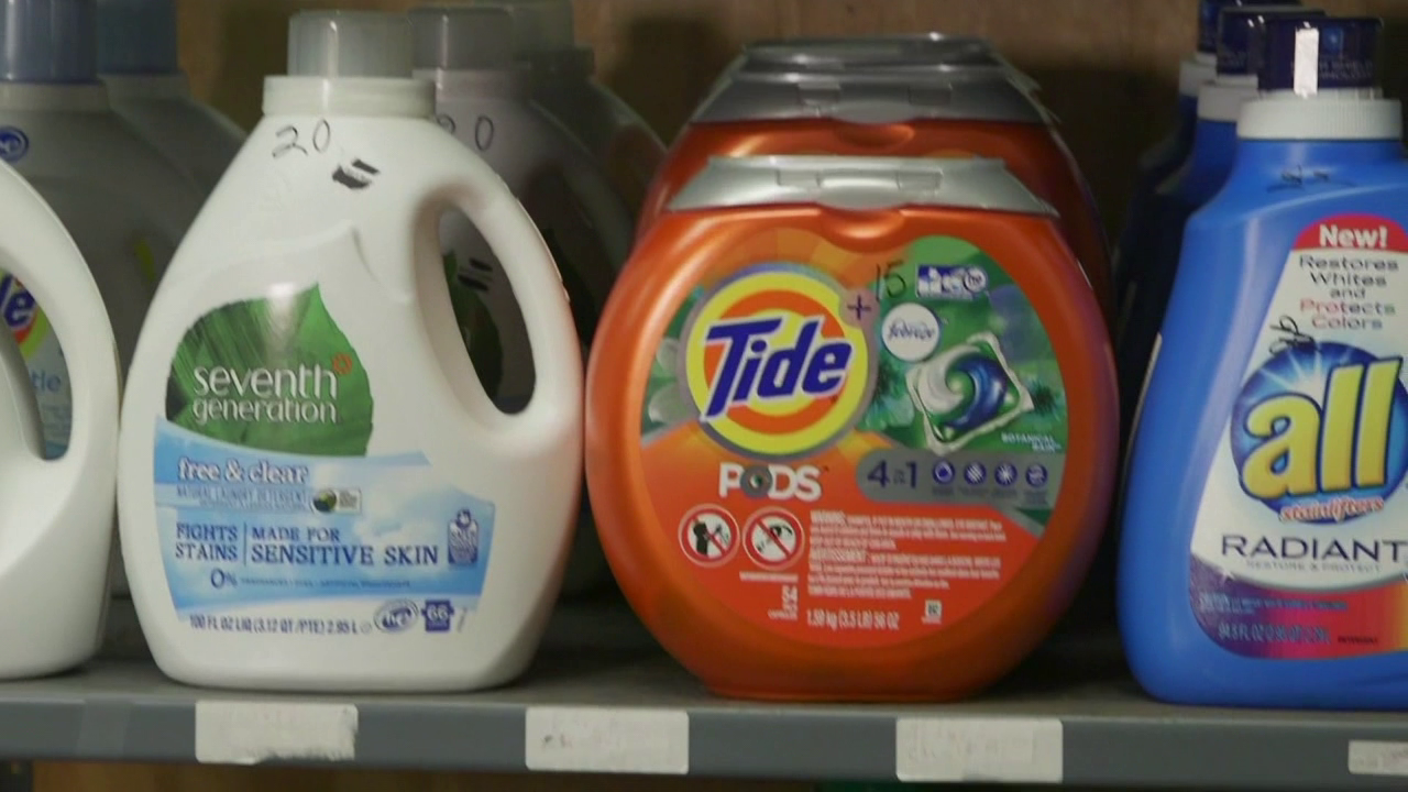 Consumer Reports Puts Laundry Detergents To The Test