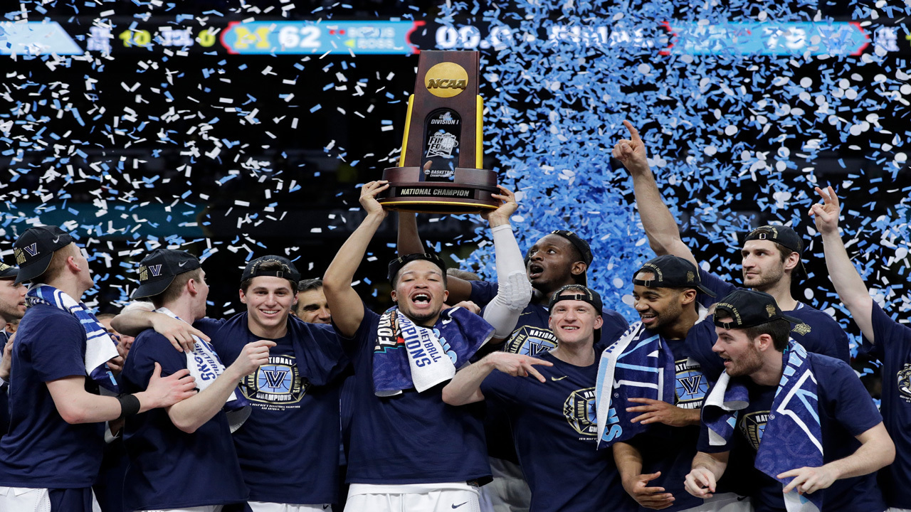 Simply The Best Never Challenged Villanova Wins Another