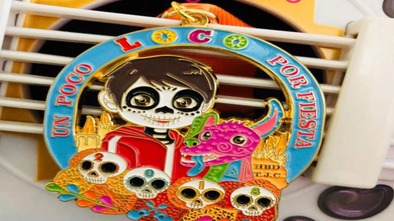 Coco Inspired Fiesta Medal To Be Offered At Nw Side Event