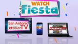 WATCH LIVE: Fiesta Fiesta set-up at Hemisfair Park