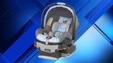 Trade in your child's old car seat at Target for coupon toward new one