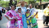 Fiesta kicks off at Hemisfair Park at this year's Fiesta Fiesta event