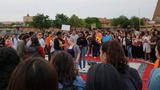 Photos, videos show student protests at schools across San Antonio