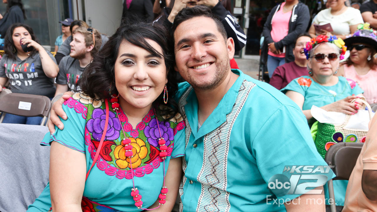 SLIDESHOW: See who was at the Battle of Flowers Parade