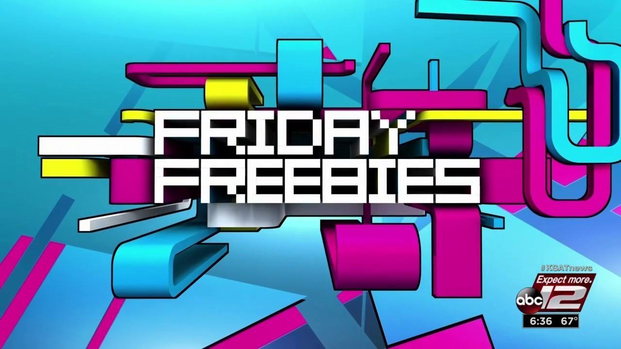 Friday Freebies: May 4, 2018