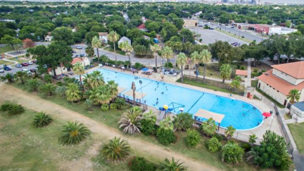 Four san antonio pools open to public for swim season City of san antonio swimming pools